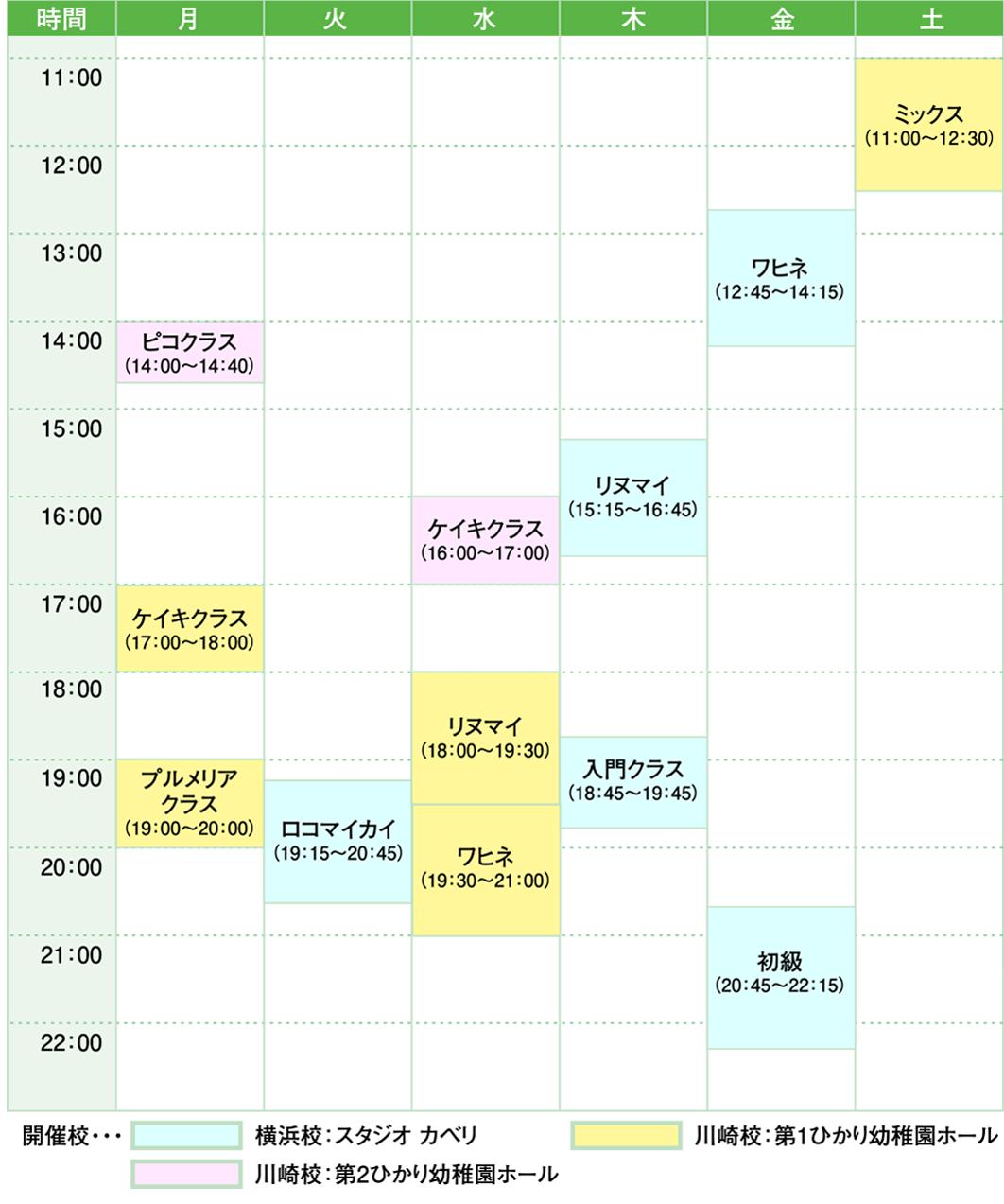 schedule0420